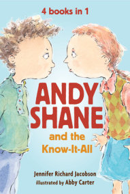 Andy Shane and the Know-It-All: 4 books in 1!