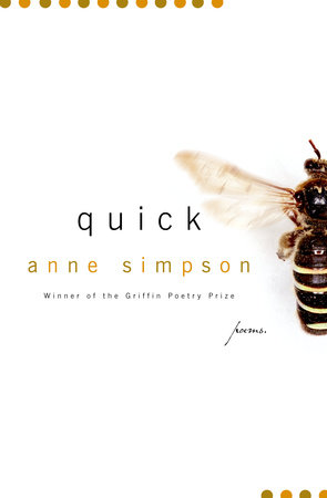 Quick by Anne Simpson