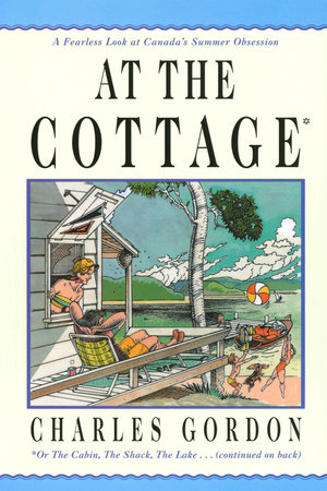 At the Cottage by Charles Gordon