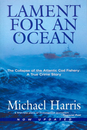 Lament for an Ocean by Michael Harris