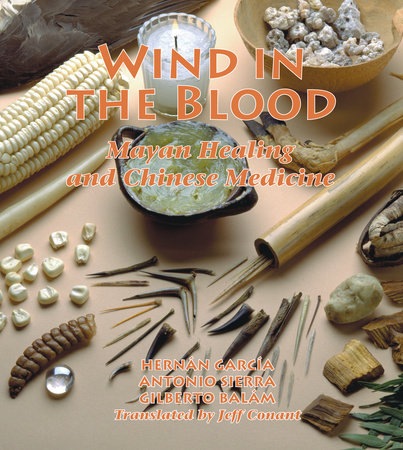 Wind in the Blood by Hernan Garcia, Antonio Sierra and Gilberto Balam