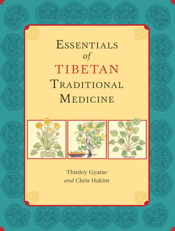 Essentials of Tibetan Traditional Medicine by Thinley Gyatso and Chris Hakim