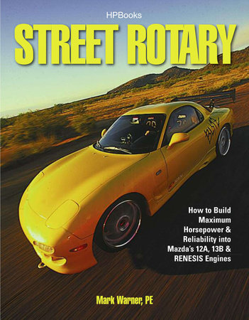 Street Rotary HP1549 by Mark Warner