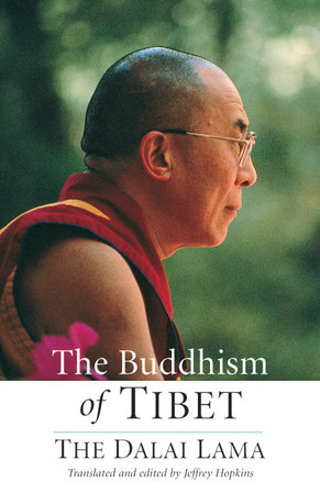 The Buddhism Of Tibet by Dalai Lama