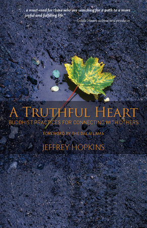 A Truthful Heart by Jeffrey Hopkins