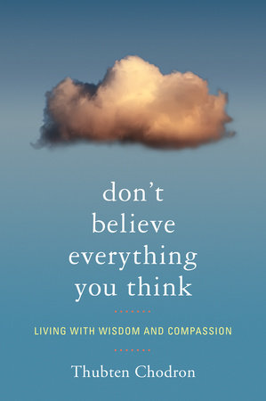 Don't Believe Everything You Think by Thubten Chodron