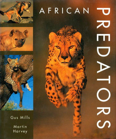 African Predators by Gus Mills