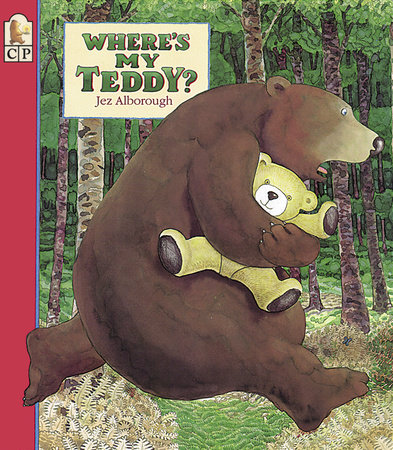 Where's My Teddy? Big Book by Jez Alborough