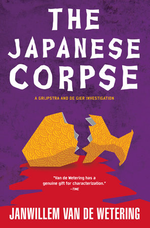 The Japanese Corpse by Janwillem van de Wetering