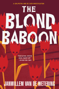 The Blond Baboon