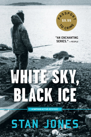 White Sky, Black Ice by Stan Jones