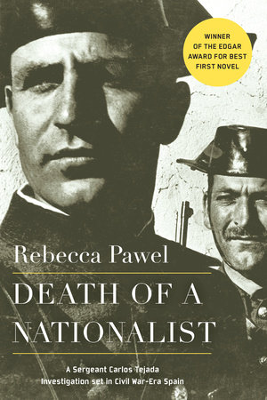 Death of a Nationalist by Rebecca Pawel