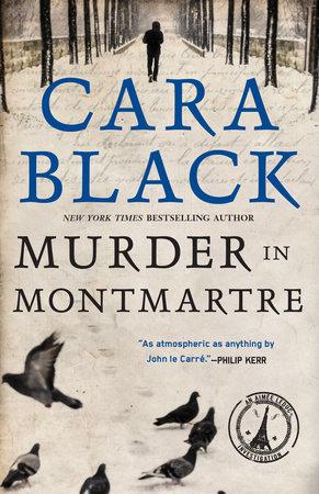 Murder in Montmartre by Cara Black