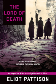 The Lord of Death: An Inspector Shan Investigation set in Tibet