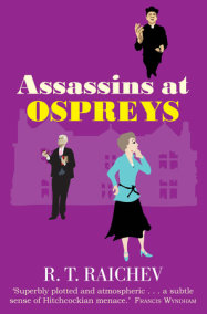 Assassins at Ospreys