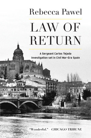 Law of Return by Rebecca Pawel