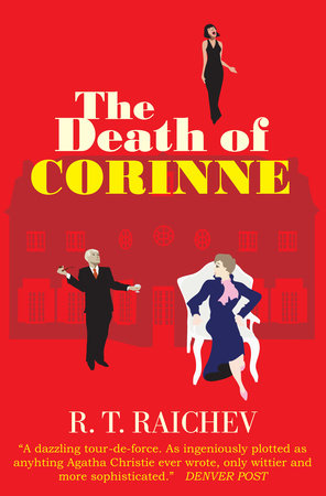 Death of Corinne by R.T. Raichev