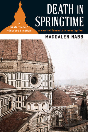 Death in Springtime by Magdalen Nabb