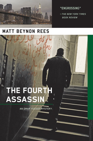 The Fourth Assassin by Matt Beynon Rees