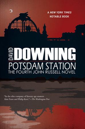 Potsdam Station by David Downing