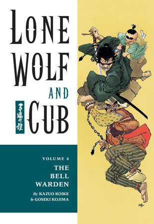 Lone Wolf and Cub Volume 4: The Bell Warden