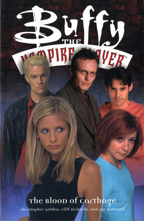 Buffy the Vampire Slayer: Blood of Carthage