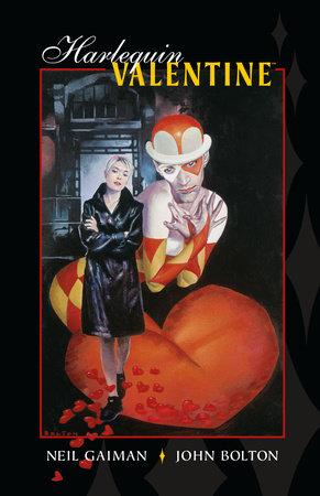 Harlequin Valentine by Neil Gaiman