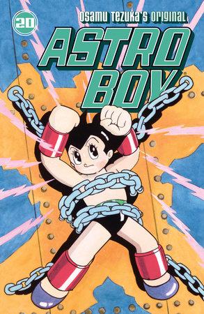 Astro Boy Volume 20 by Osamu Tezuka