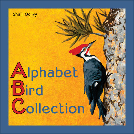 Alphabet Bird Collection by