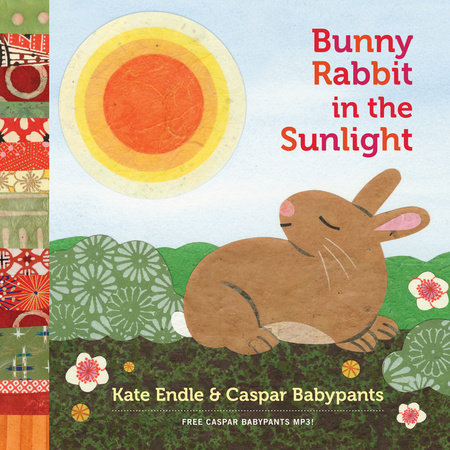 Bunny Rabbit in the Sunlight by Caspar Babypants