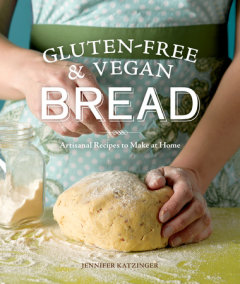 Gluten-Free and Vegan Bread