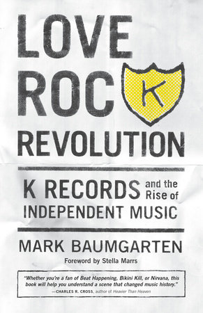 Love Rock Revolution by Mark Baumgarten