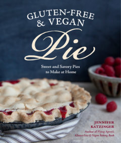 Gluten-Free and Vegan Pie
