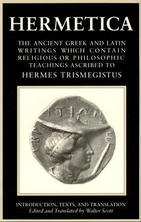 Hermetica volume 1 by Sir Walter Scott