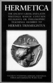 Hermetica volume 4