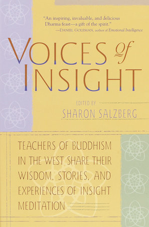 Voices of Insight by Sharon Salzberg
