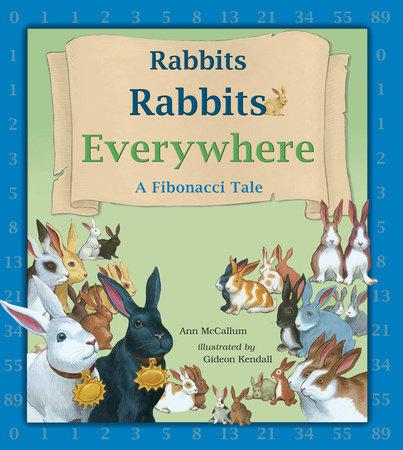 Rabbits Rabbits Everywhere by Ann McCallum