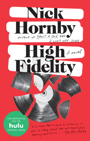 The cover of the book High Fidelity