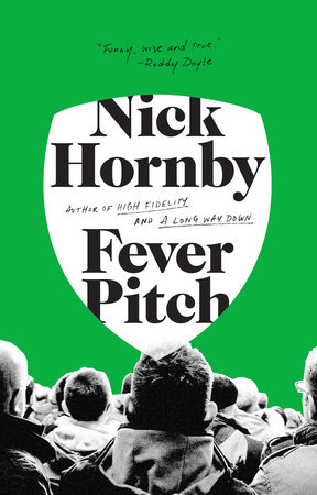 The cover of the book Fever Pitch