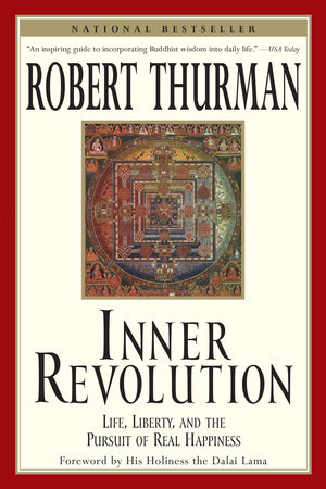 Inner Revolution by Robert Thurman