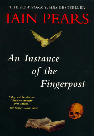Instance of the Fingerpost by Iain Pears