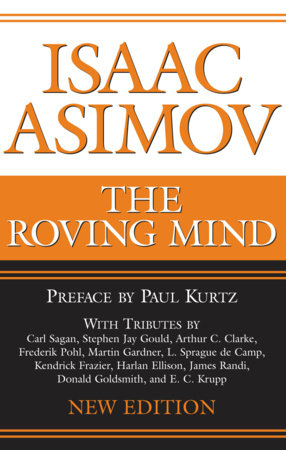 The Roving Mind by Isaac Asimov