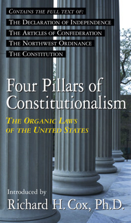 Four Pillars of Constitutionalism by