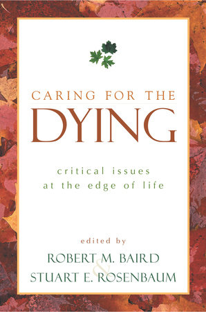 Caring for the Dying by