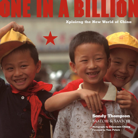 One in a Billion by Sandy Thompson