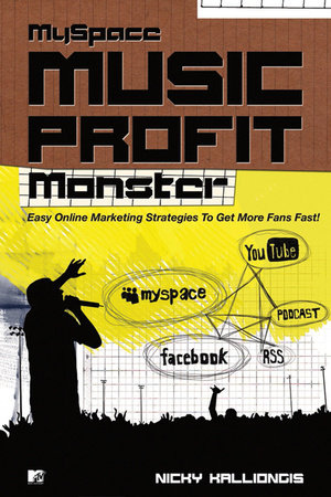 Myspace Music Profit Monster by Nicky Kalliongis