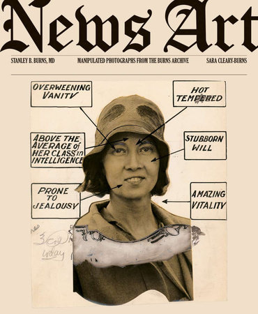 News Art by Stanley B. Burns, M.D. and Sara Cleary-Burns