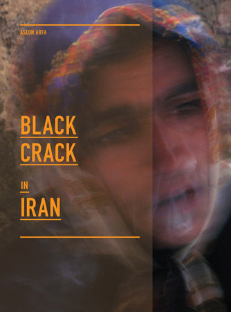 Black Crack in Iran by Aslon Arfa