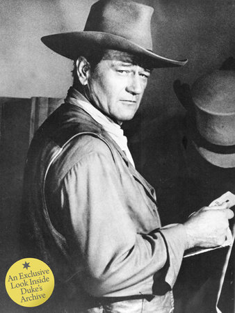 John Wayne: The Legend and the Man by John Wayne Enterprises
