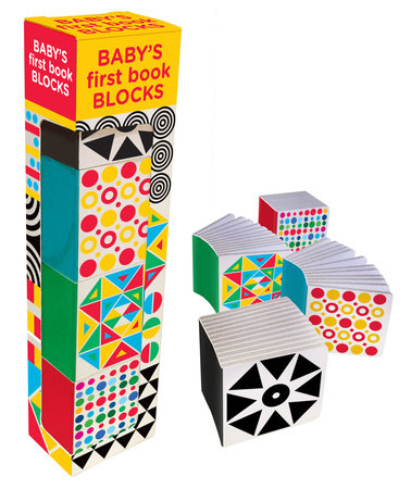 Baby's First Book Blocks by Dan Stiles